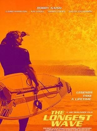 Filmplakat THE LONGEST WAVE - SURF-Pionier Robby Naish