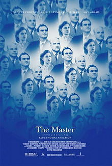 Filmplakat THE MASTER