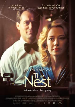 Filmplakat THE NEST - Alles zu haben ist nie genug