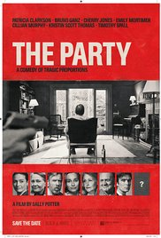Filmplakat THE PARTY - engl. OmU