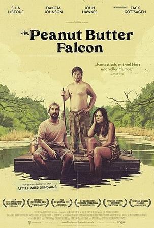 Filmplakat THE PEANUT BUTTER FALCON