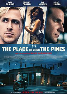 Filmplakat THE PLACE BEYOND THE PINES