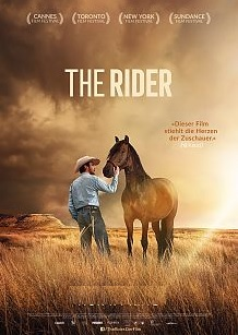 Filmplakat THE RIDER - engl. OmU
