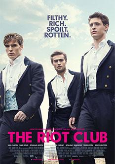 Filmplakat THE RIOT CLUB - OmU - Vorpremiere