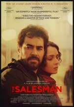 Filmplakat THE SALESMAN - persische OmU