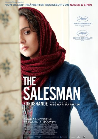 Filmplakat THE SALESMAN