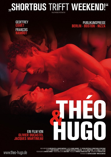 Filmplakat Theo & Hugo - franz. OmU
