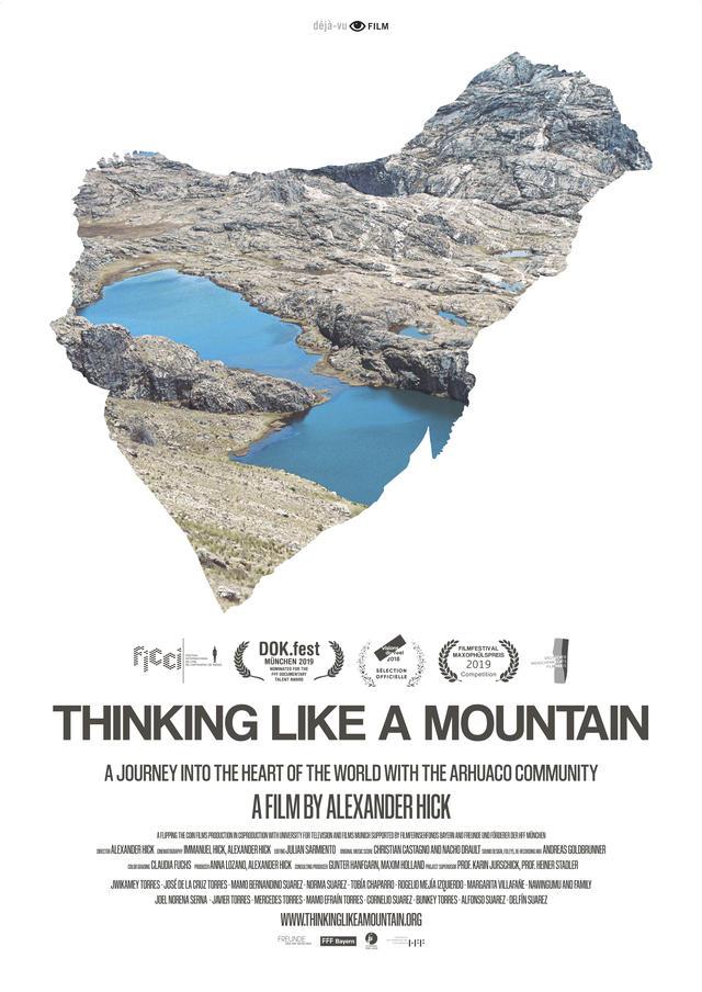 Filmplakat Thinking like a mountain