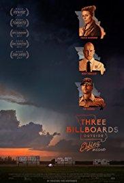 Filmplakat THREE BILLBOARDS OUTSIDE EBBING, MISSOURI - engl. OmU
