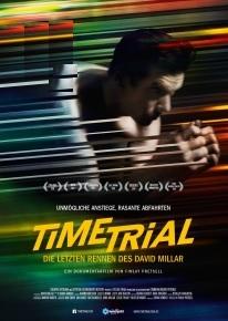 Filmplakat TIME TRIAL - Die letzten Rennen des David Millar