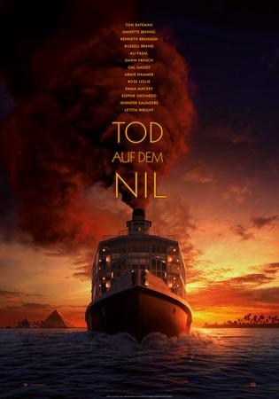 Filmplakat Tod auf dem Nil
