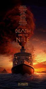 Filmplakat Tod auf dem Nil - DEATH ON THE NILE - engl. OmU