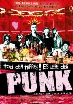 Filmplakat Tod den Hippies - Es lebe der Punk!