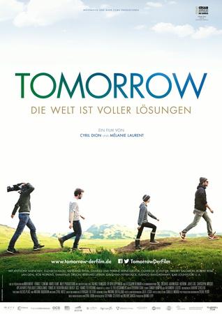 Filmplakat TOMORROW - Die Welt ist voller Lösungen