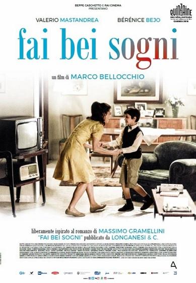 Filmplakat Träum was Schönes - FAI BEI SOGNI - ital. OmU