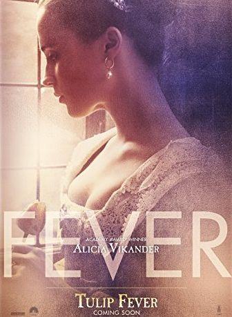 Filmplakat Tulpenfieber-TULIP FEVER-engl. OmU