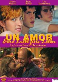 Filmplakat Un Amor – Eine Liebe fürs Leben - Un amor para toda la vida -span.OmU