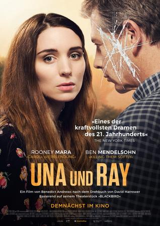 Filmplakat UNA UND RAY
