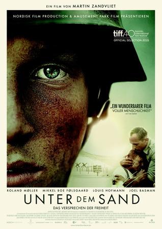 Filmplakat Unter dem Sand - Das Versprechen der Freiheit