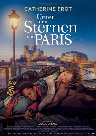 Filmplakat Unter den Sternen von Paris
