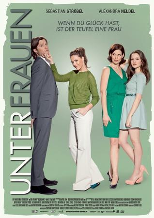 Filmplakat Unter Frauen