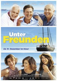 Filmplakat Unter Freunden - ENTRE AMIS - franz. OmU