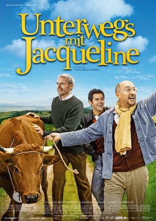 Filmplakat Unterwegs mit Jacqueline