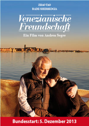 Filmplakat Venezianische Freundschaft - IO SONO LI - ital. OmU
