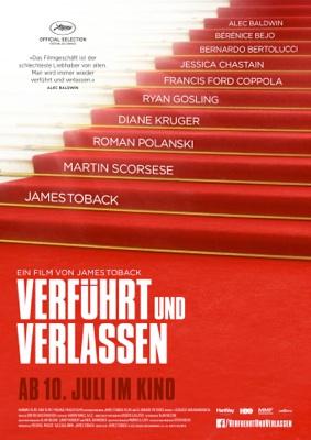 Filmplakat Verführt und Verlassen - engl. OmU