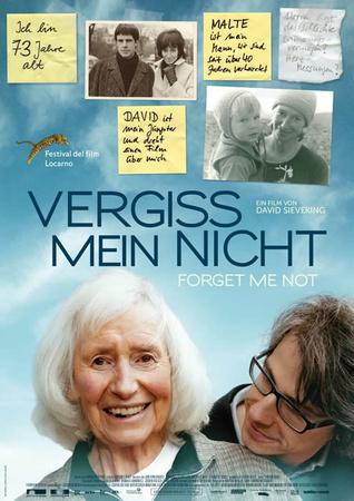Filmplakat VERGISS MEIN NICHT