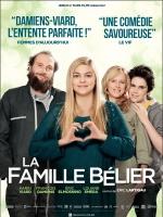 Filmplakat Verstehen Sie die Béliers? - LA FAMILLE BÉLIER - franz. OmU