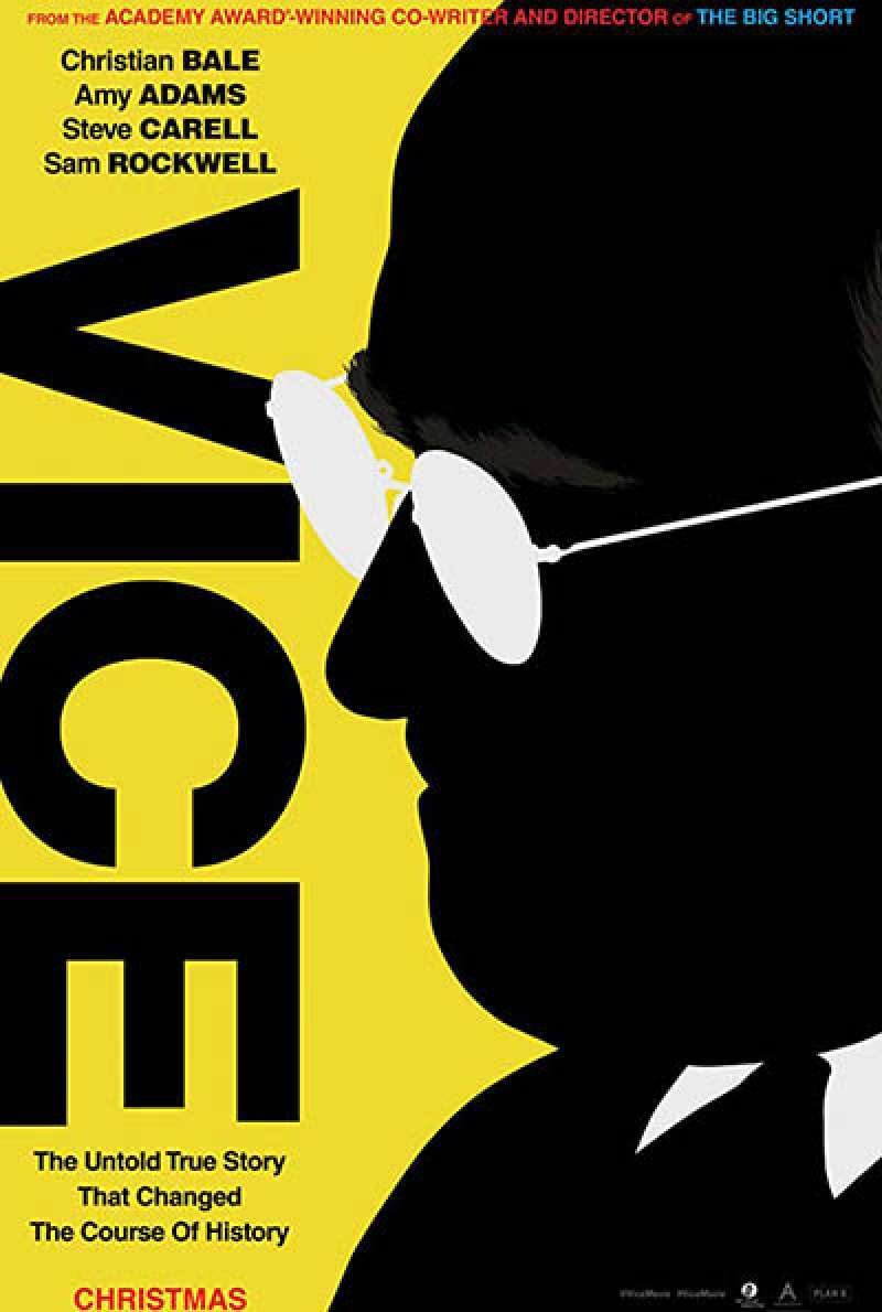 Filmplakat VICE - engl. OmU