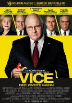 Filmplakat VICE - Der zweite Mann