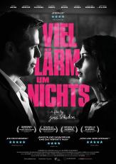 Filmplakat Viel Lärm um nichts (2013)