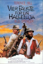 Filmplakat Vier Fäuste für ein Halleluja