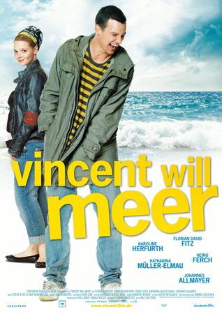 Filmplakat Vincent will meer