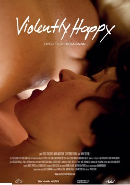 Filmplakat VIOLENTLY HAPPY