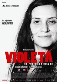 Filmplakat VIOLETA PARRA - span. OmU
