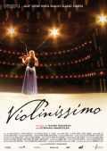 Filmplakat VIOLINISSIMO - auf der Suche nach dem perfekten Klang