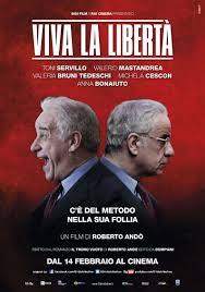 Filmplakat VIVA LA LIBERTÀ - Es lebe die Freiheit - ital. OmU