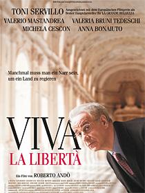 Filmplakat VIVA LA LIBERTÀ - ital. OmU