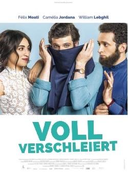 Filmplakat VOLL VERSCHLEIERT!
