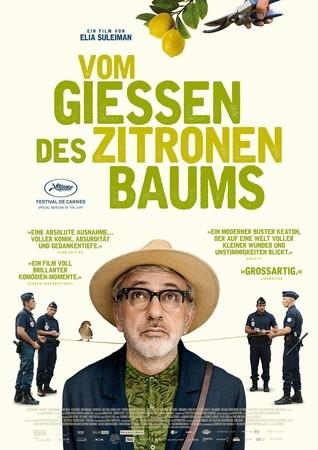 Filmplakat Vom Gießen des Zitronenbaums