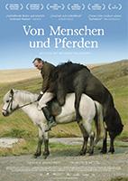 Filmplakat Von Menschen und Pferden