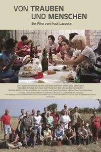 Filmplakat Von Trauben und Menschen OmU