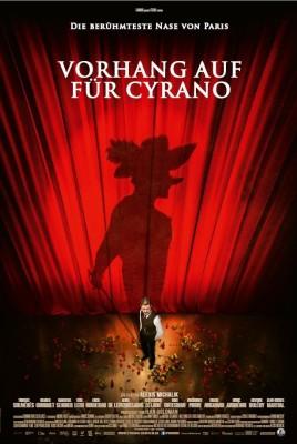 Filmplakat Vorhang auf für Cyrano