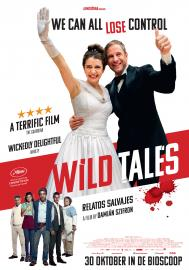 Filmplakat WILD TALES - Relatos salvajes - span. OmU