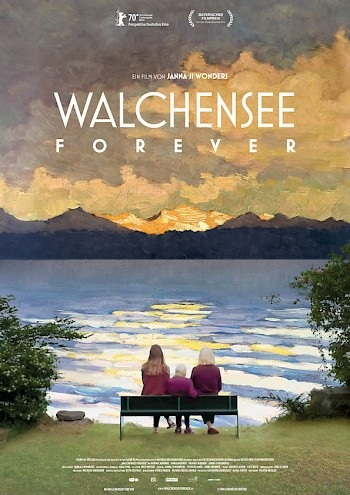 Filmplakat WALCHENSEE FOREVER