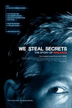 Filmplakat WE STEAL SECRETS - Die WikiLeaks - Geschichte