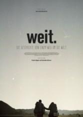 Filmplakat WEIT. Die Geschichte von einem Weg um die Welt